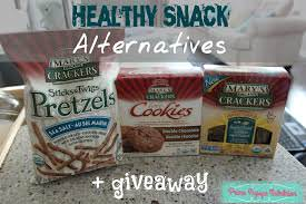 Healthy Snack Alternatives that You'll Want for Your Eczema (plus a GIVEAWAY!)