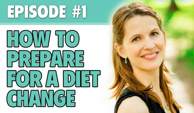 {NEW Podcast Launch!} How to Prepare for a Diet Change – The Eczema Podcast (Season 1, Episode #1)