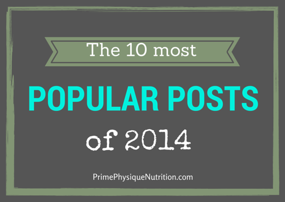 The 10 Most Popular Posts of 2014!