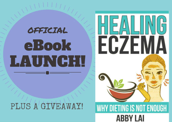 EXCITING News: My Official eBook Launch (& a special giveaway)!