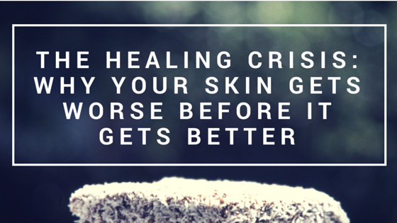 The Eczema Healing Crisis: Why It Gets Worse Before It Gets Better