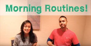 The Importance of Morning Routines in Your Healing Journey (Plus, a video!)