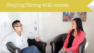 How to Stay Strong When You Have Eczema (& Life Lessons from Dr. Jason)