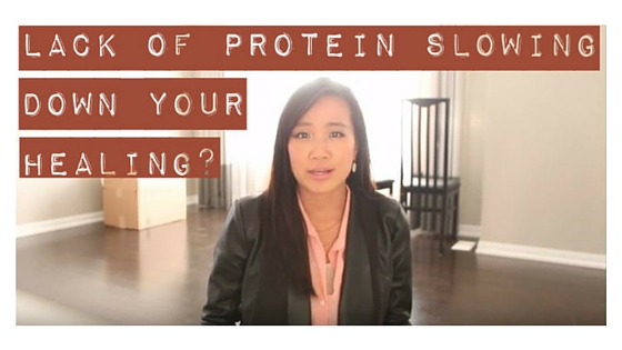 Is a Lack Of Protein Causing Your Eczema to Heal Too Slowly?