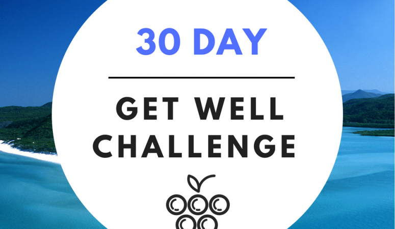 Join my free 30 Day Get Well Challenge to Help Your Skin (& See Healing Testimonies!)