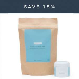 Skin Balm & Calming Bath Treatment Bundle (15% off)