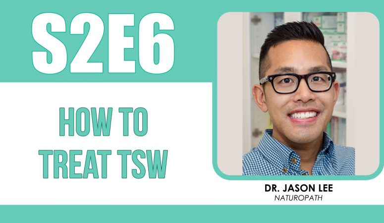 How to Heal from Topical Steroid Withdrawal (TSW) – The Eczema Podcast S2E6