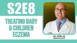 baby children eczema