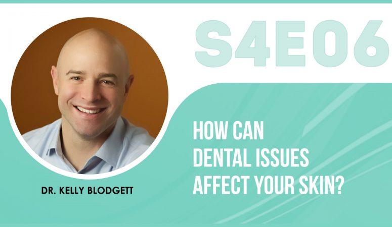 Dental issues eczema