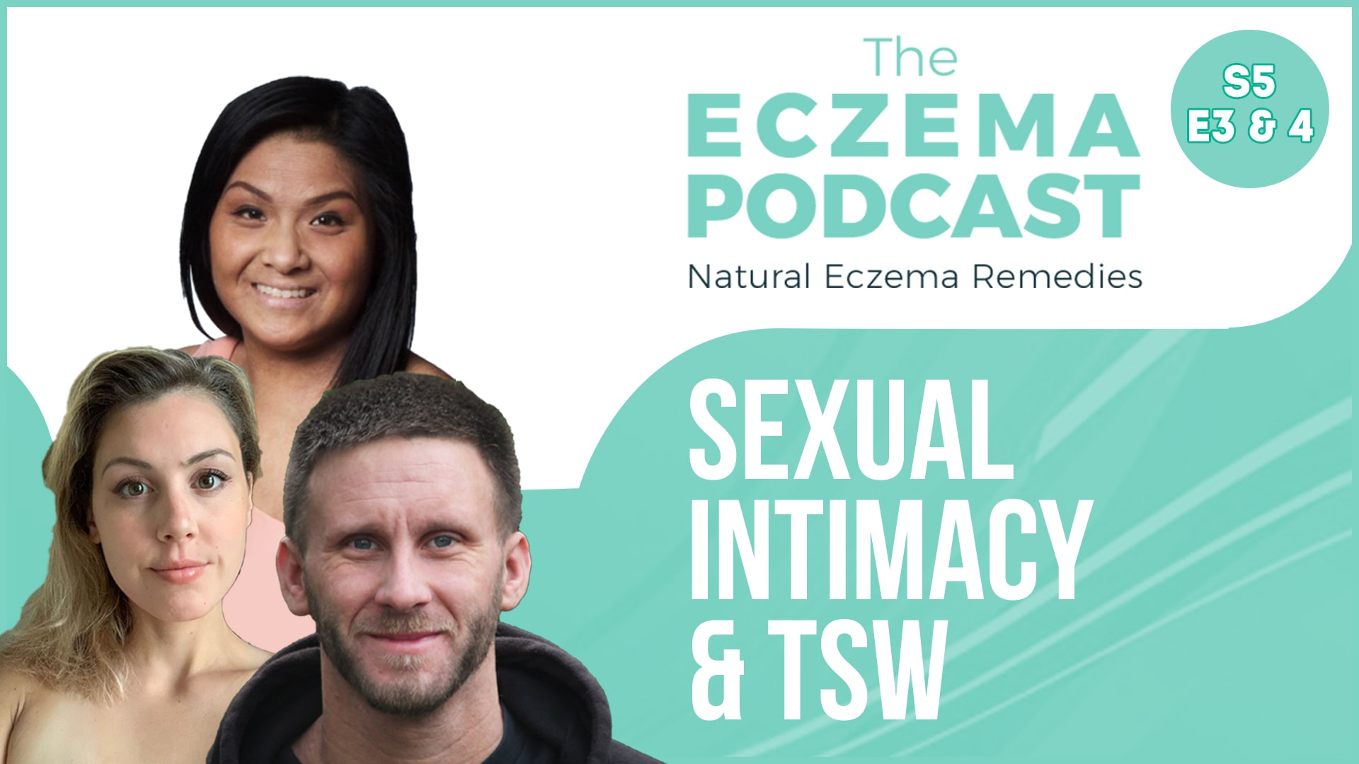 sex, sexual intimacy & eczema and topical steroid withdrawal (TSW)