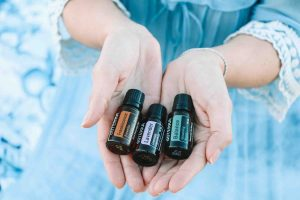 essential oils best for eczema & topical steroid withdrawal (TSW)